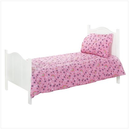 Butterfly Twin Comforter  and Sham Set- Twin Bedding