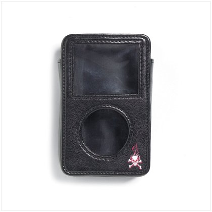 Skull MP3 Player Case