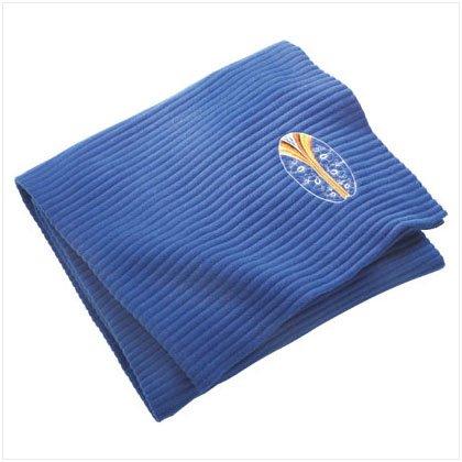 Surfboard Accordian Throw Blanket