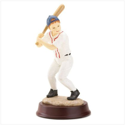 Baseball Player Figurine