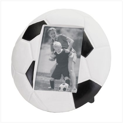 Soccer Ball Photo Frame