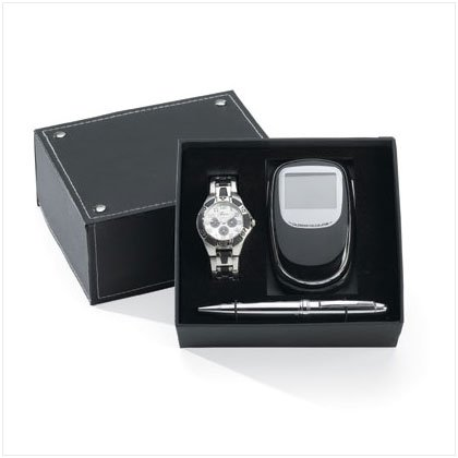 Man's Gift Box with Calculator