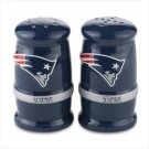 Sculpted Salt & Pepper Shakers- New England Patriots