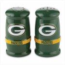Sculpted Salt & Pepper Shakers- Green Bay Packers