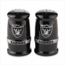 Sculpted Salt & Papper Shakers- Oakland Raiders