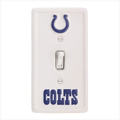 Switchplate - Indianapolis Colts