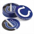 Tin Coaster Set- Indianapolis Colts