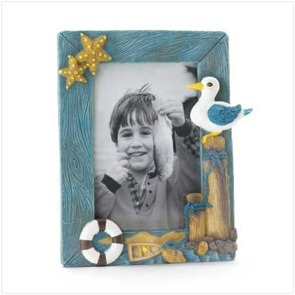 Seabird Photo Frame