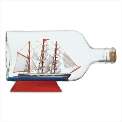 Boat In Bottle ll
