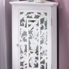 Grapevine Detaiil Corner Cabinet