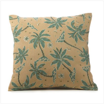 Tropical Square Cushion