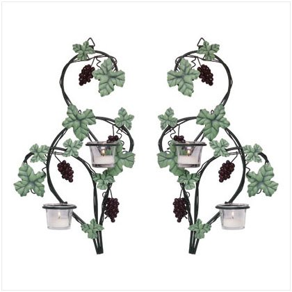 Grapevine Wall Sconces