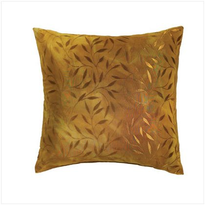 Gold Luciene Pillow