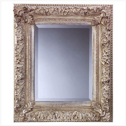 Scroll Frame Mirror