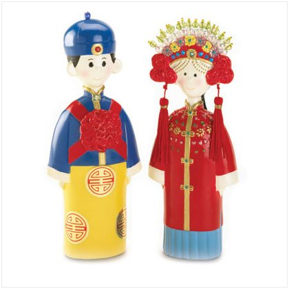 Chinese Wedding Dolls