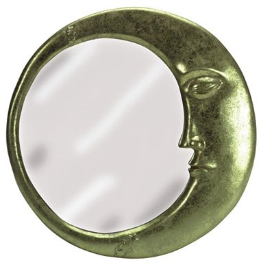 Celestial Moon Wall Mirror