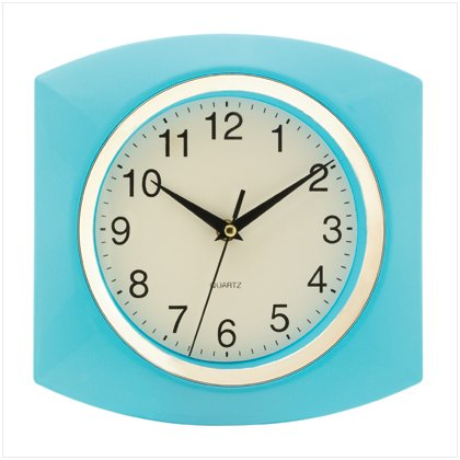 Mom's Kitchen Wall Clock