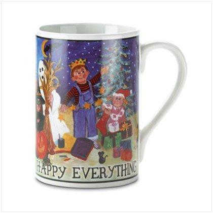 """Happy Everything"" Mug"