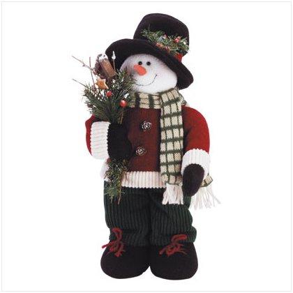 Posable Snowman