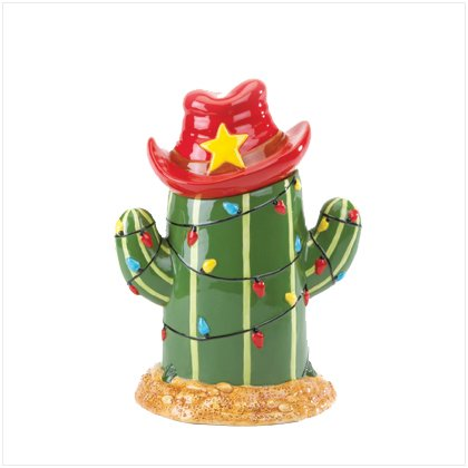 Cactus Cookie Jar