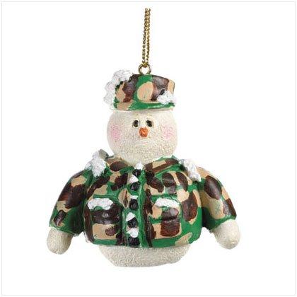 Snowberry  Cuties Marine Ornament