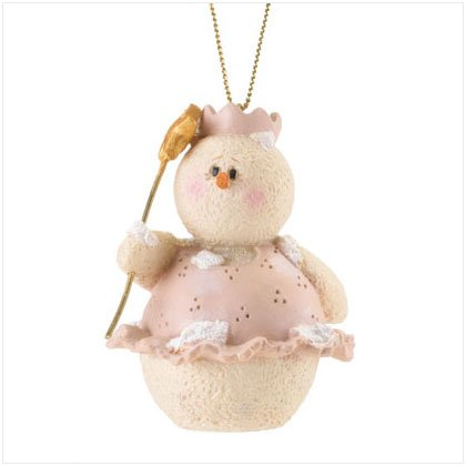 Snowberry  Cuties Ballerina Ornament