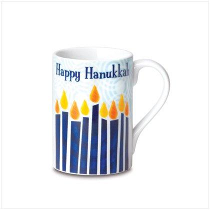 12 oz Hanukkah Mug