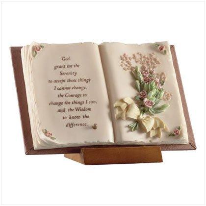 Musical Serenity Prayer Book