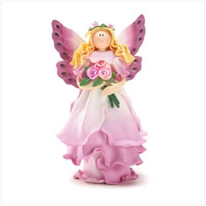 Flower Child Angel Nightlight