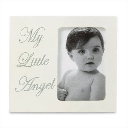 """My Little Angel"" 3"" x 5"" Photo Frame"