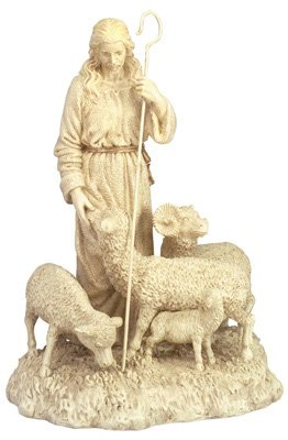 Our Divine Shepherd Figurine