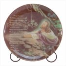 Lord's Prayer Decorative Plate
