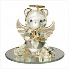 Glass Birthstone Teddy - June