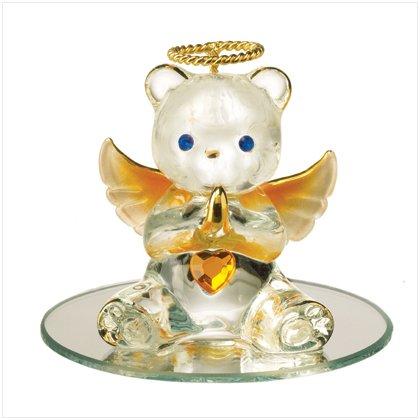 Glass Birthstone Teddy - November