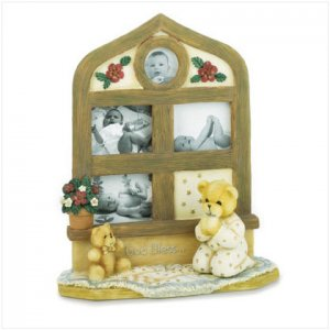 Praying Bears Photo Frame