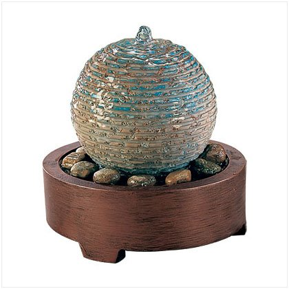 Water Ball Desktop Fountain