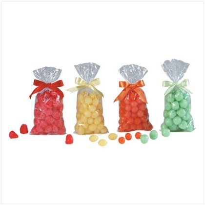 Fruit Shapes Fragrance Chips - 4 Pack