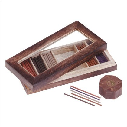 Incense Of The Elements Gift Set