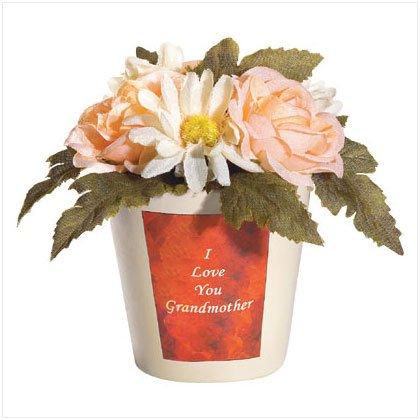 Grandma's Mini Flower Pot