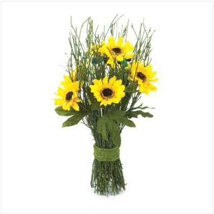 "17"" Sunflower Bouquet"