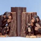 Hide & Seek Monkey Bookends