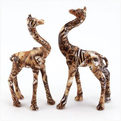 Pair of Giraffes