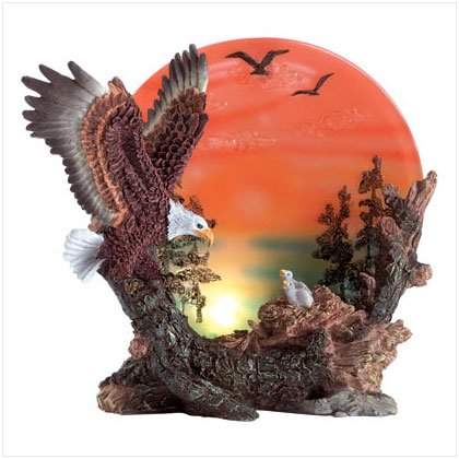 Eagle & Chicks Night Light