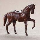 Leather Racing Stallion