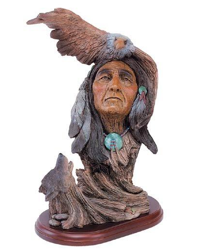 The Native Spirit Sculpture