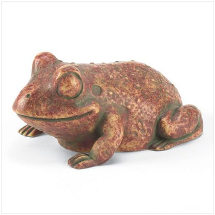 Old World Frog Statuary