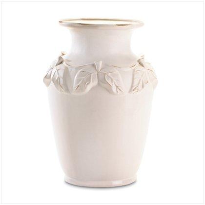 White Porcelain Urn/Vase