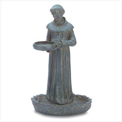 St. Francis Birdbath/Feeder
