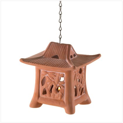 Pagoda Tealight Holder