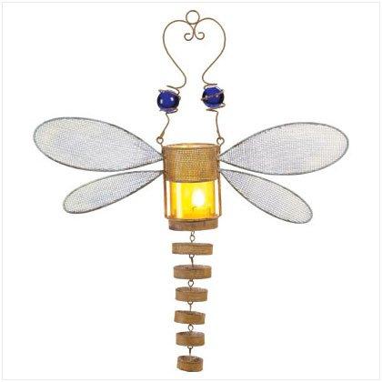 Dragonfly Candleholder